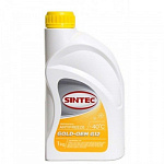 Sintec ANTIFREEZE-40 GOLD 1кг