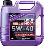 LM 5w40  Synthoil HighTech 4л 1915